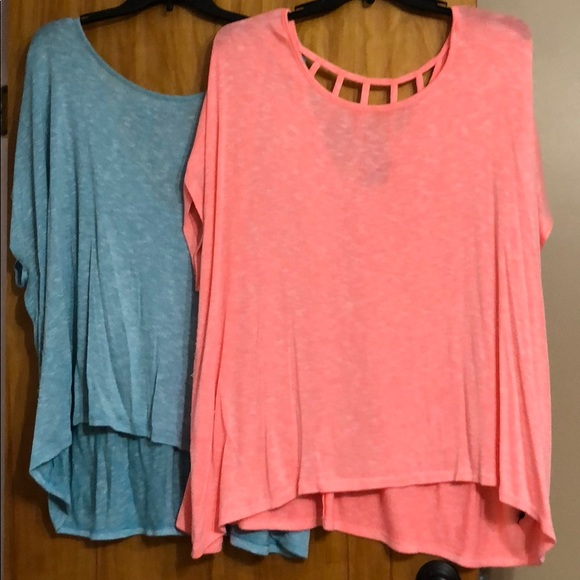 fdff5ae42d6 Lane Bryant Tops - Lot of 2 Lane Bryant tunic tops size 22/24